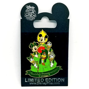 Candlelight Processional 2007 Pin