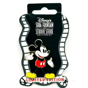 DSF - Poseable Mickey Mouse Pin