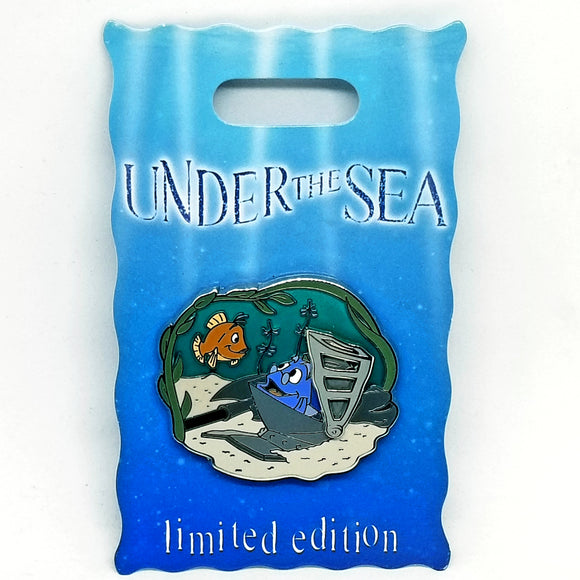 Under The Sea - Sword in the Stone Pin