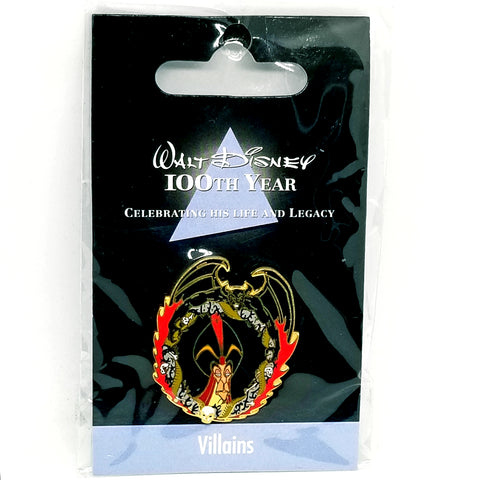 JDS - Walt Disney 100th Year - Jafar Pin