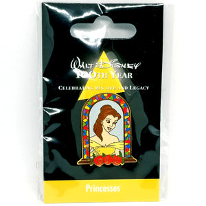 JDS - Walt Disney 100th Year - Belle Pin