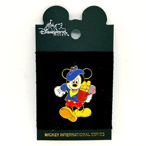 Mickey International Series - Frenchman Pin