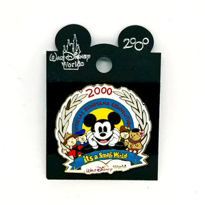 It's A Small World Disneyana Convention Pin