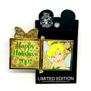 Tinker Bell Present Pin