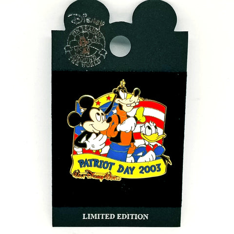 Patriot Day 2003 Pin