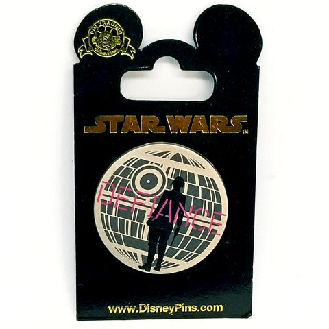 Defiance Star Wars Pin