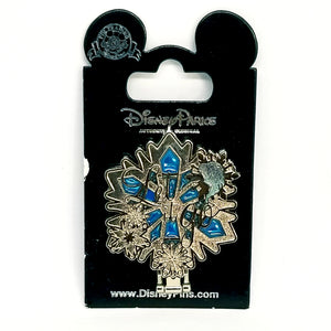 Let It Go Mirror Pin