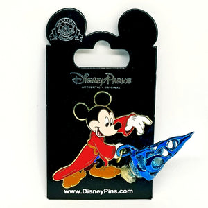 Sorcerer Mickey Pin