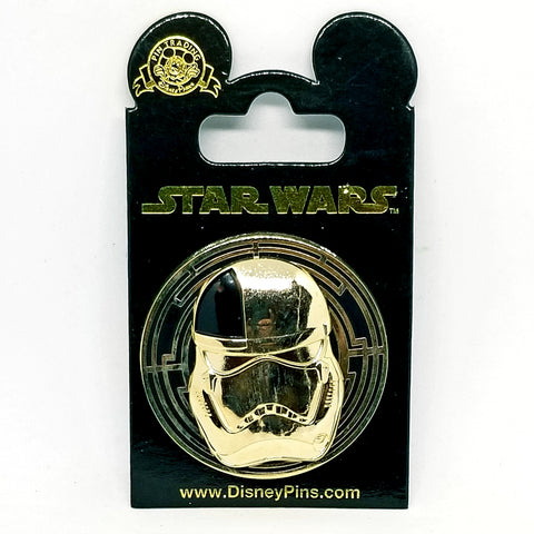 Star Wars Helmet Pin