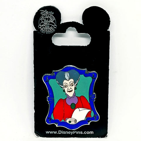 Lady Tremaine Pin