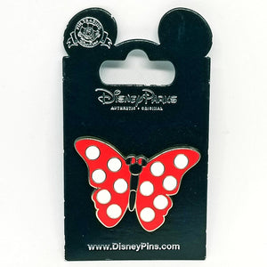 Minnie Butterfly Pin