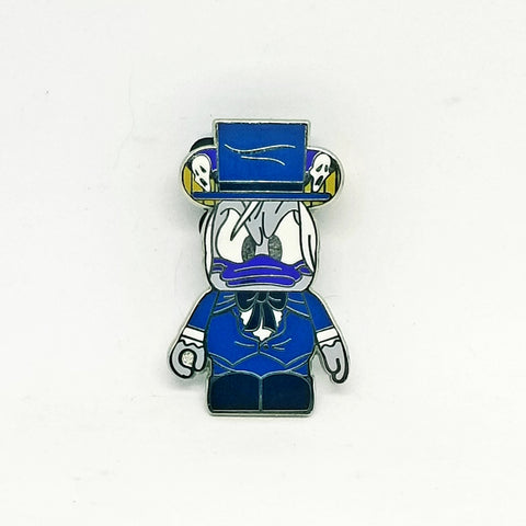 Donald Duck Haunted Mansion Vinylmation Pin