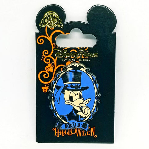 Halloween Donald Duck Pin
