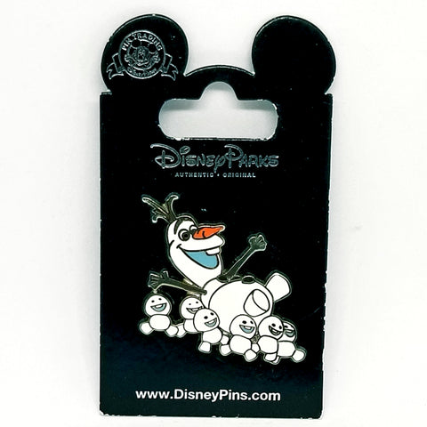 Olaf with Snowgies Pin