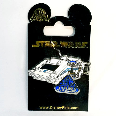 30th Anniversary Star Tours Pin