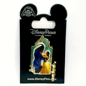 Live Action Beauty and the Beast Pin