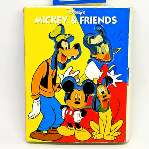 Mickey & Friends 4 Pin Set