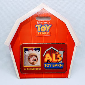 Al's Toy Barn Pin