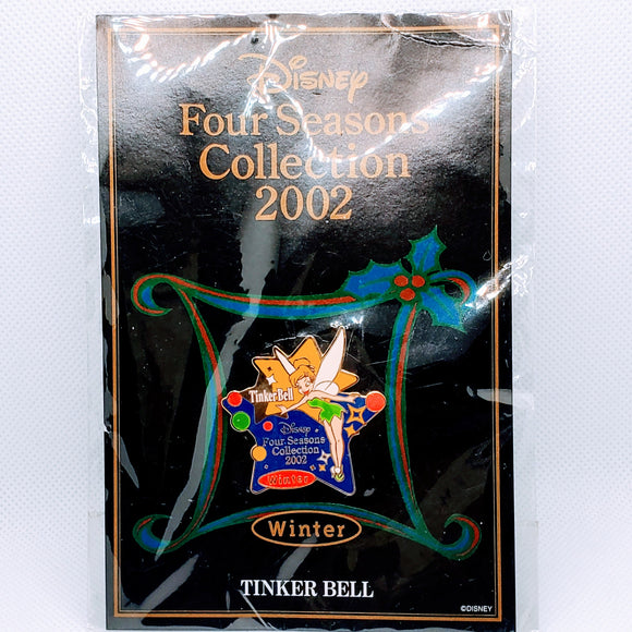 Four Seasons Collection 2002 - Tinker Bell Winter Pin