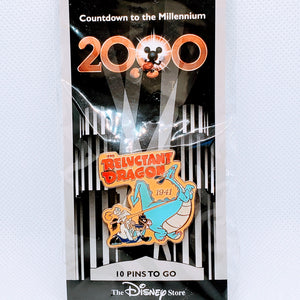 Countdown To Millenium - The Reluctant Dragon 1941 Pin