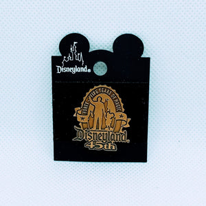 Forty - Five Years of Magic Pin