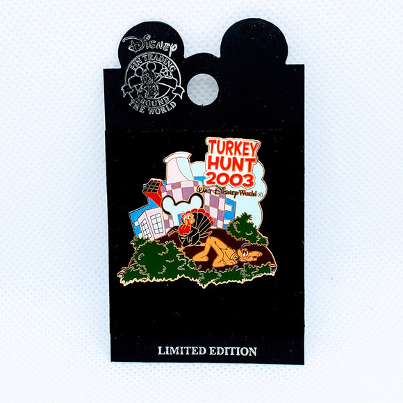 Turkey Hunt 2003 - Pluto Pin