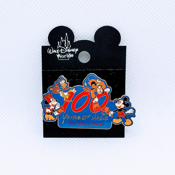 100 Years of Magic Pin