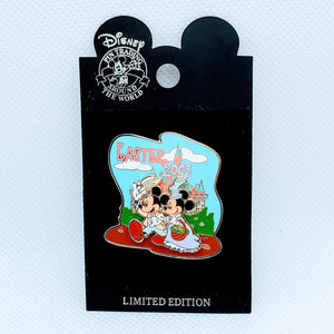 Easter 2003 - Mickey and Minnie Pin