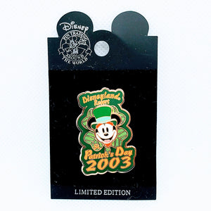 St. Patrick's Day 2003 Pin