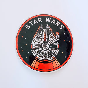Millenium Falcon Sticker
