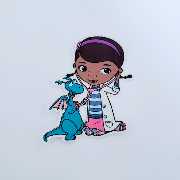 Doc McStuffins Sticker