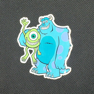 Mike & Sulley Sticker