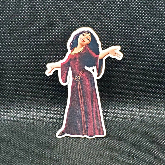 Mother Gothel Sticker