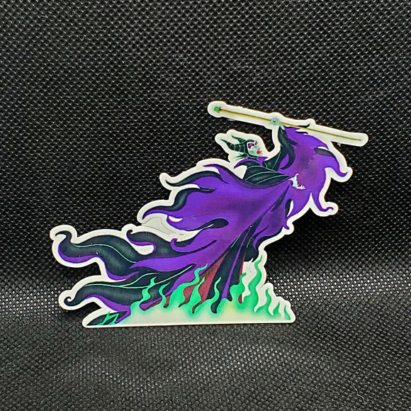 Maleficent Sticker