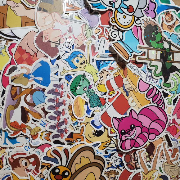 Disney Sticker Grab Bag