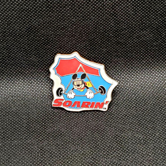 Soarin' Mickey Mouse Pin