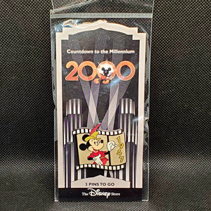 Countdown to the Millenium - Mickey 1947 Pin