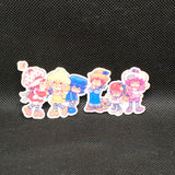 Strawberry Shortcake & Friends Sticker