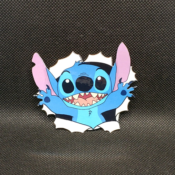 Pop Out Stitch Sticker