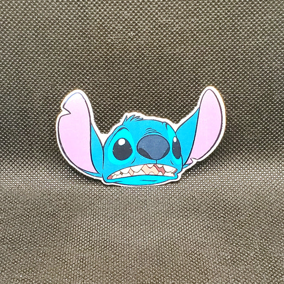 Stitch Head Sticker