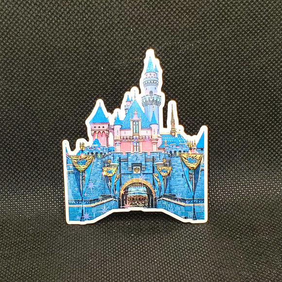 Disneyland Castle Sticker