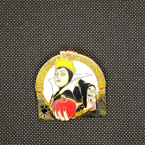 Evil Queen & Old Hag Pin