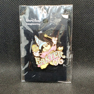 WDI - Sorcerer Mickey Easter '06 Pin