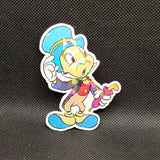 Jiminy Cricket Sticker