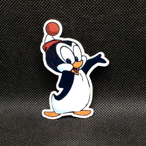 Chilly Willy Sticker