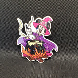 Witch Minnie Sticker