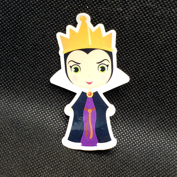 Evil Queen Cutie Sticker