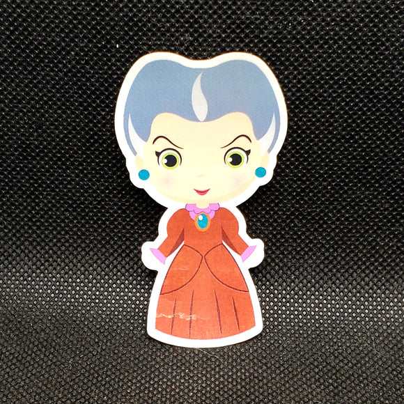 Lady Tremaine Cutie Sticker