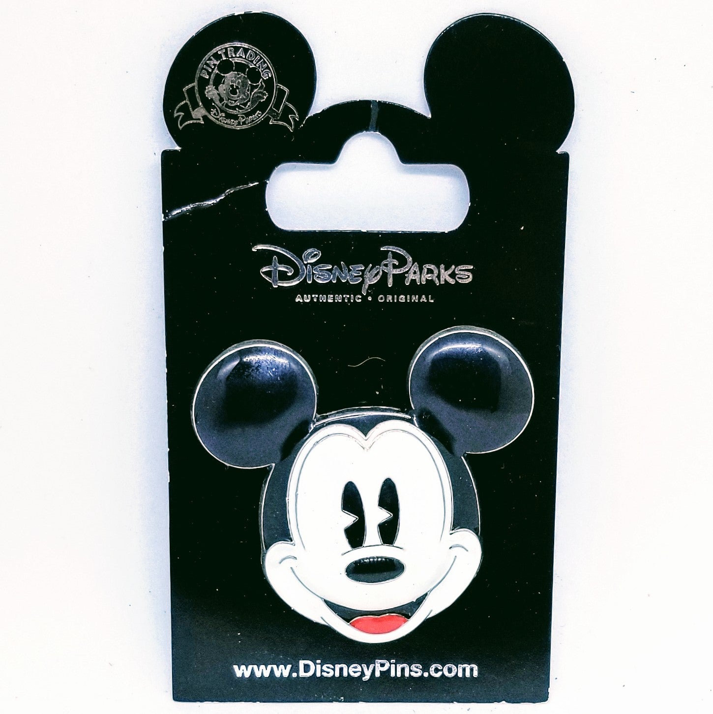 3D Mickey Mouse Pin