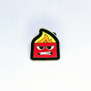 Anger Pin  - Booster Pack